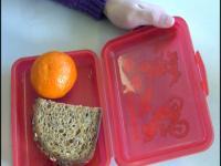 Sich gesund und richtig ernähren