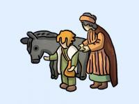 Menschen zur Zeit Jesu