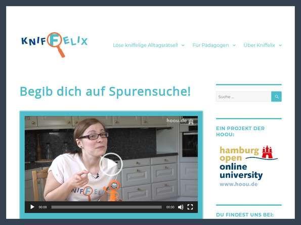 Bildschirmfoto Kniffelix