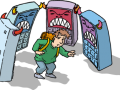 Interaktives Tafelbild: Cybermobbing